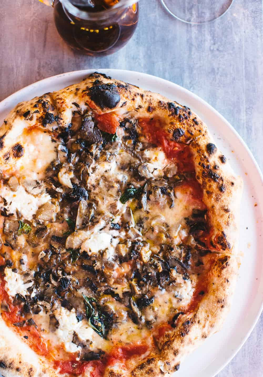 Woddfire pizzeria