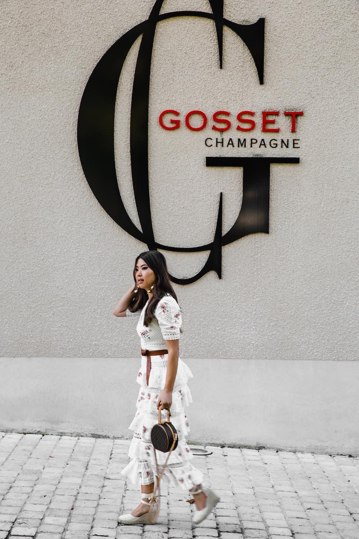 champagne gosset