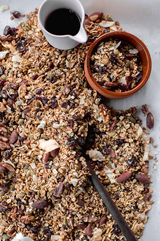 diala's kitchen granola