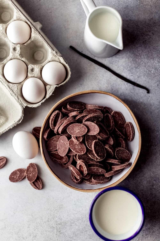chocolate pots de creme dialaskitchen