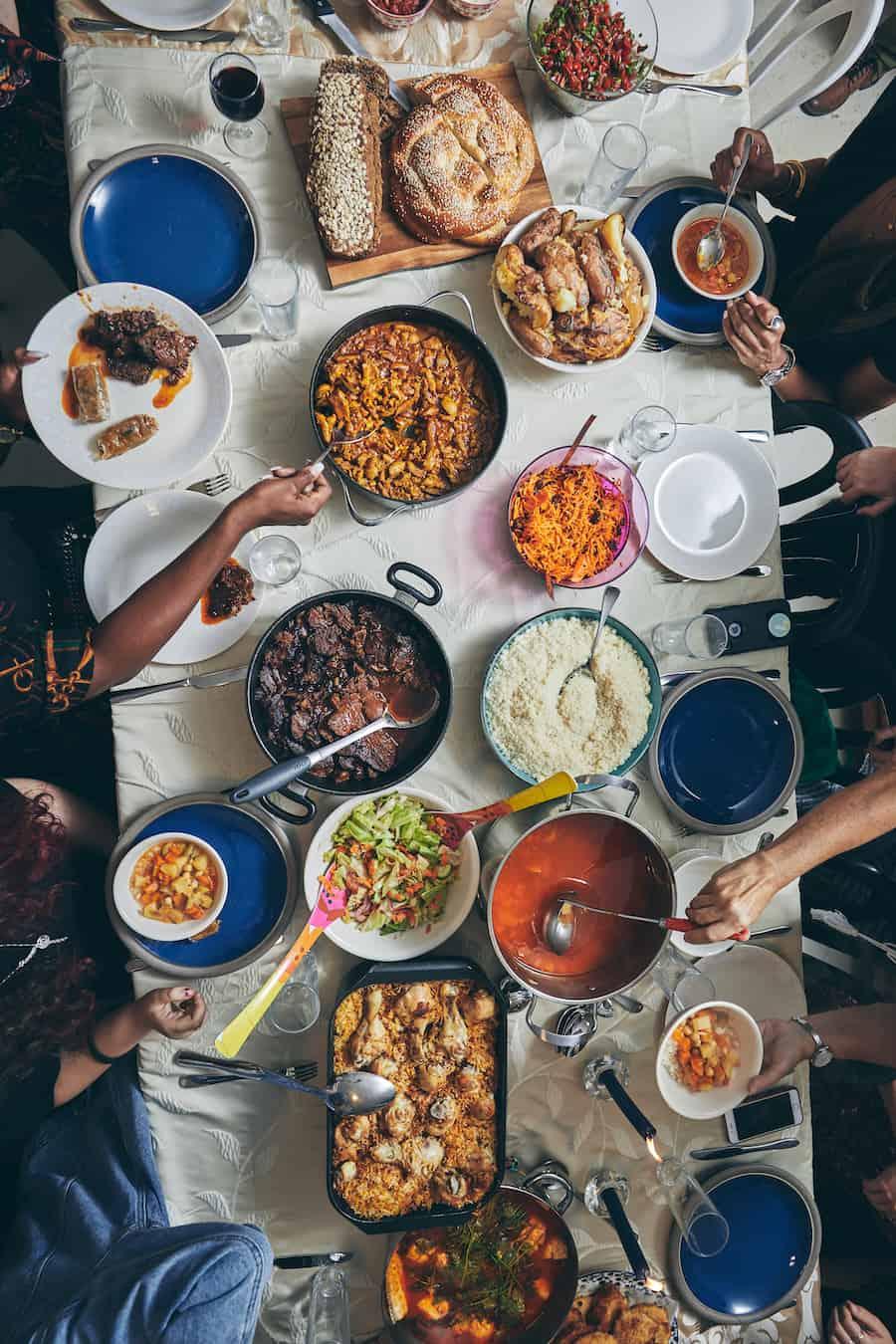 Betzavta dinner
