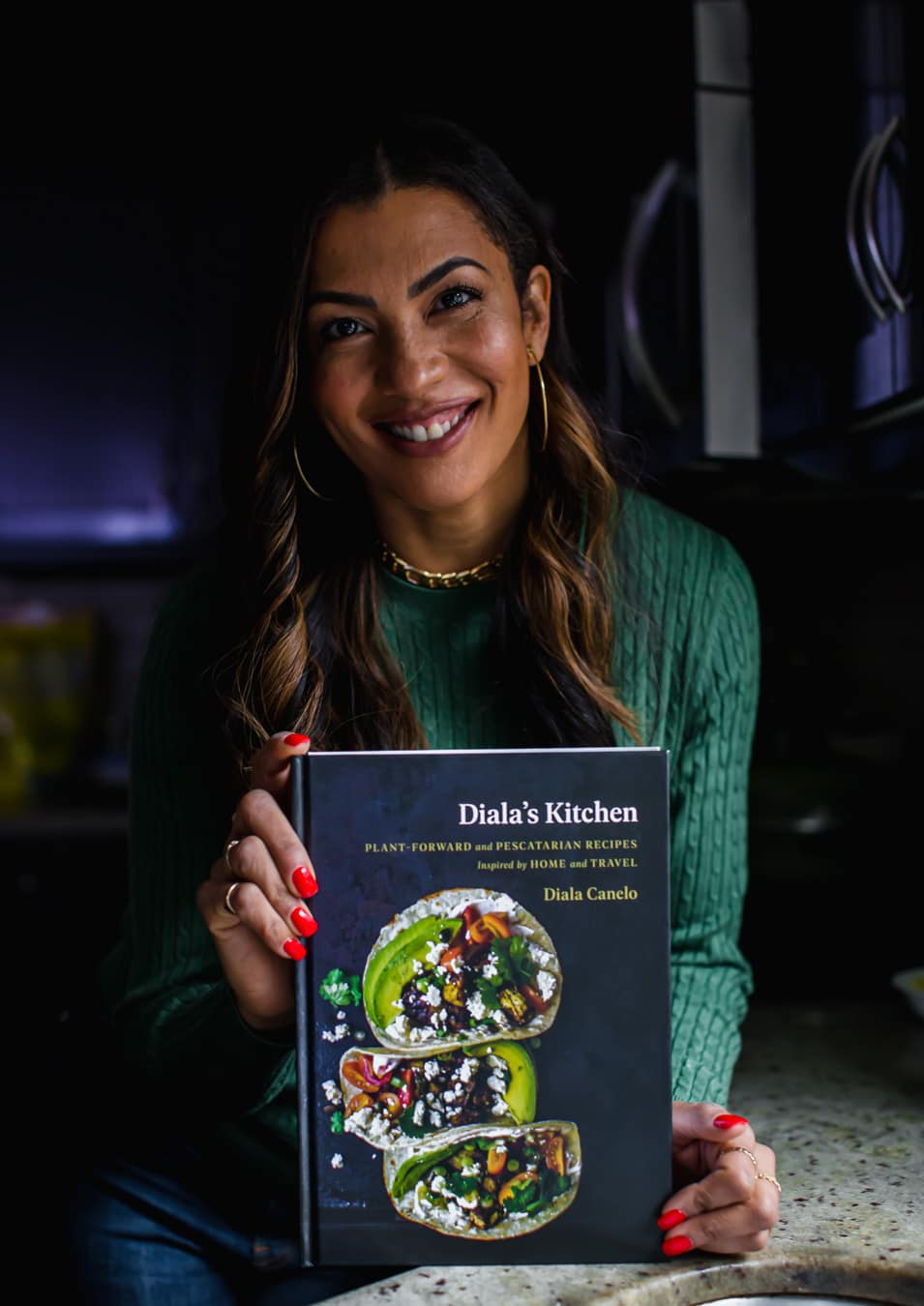 The Diala's Kitchen cookbook is out for pre-order!!